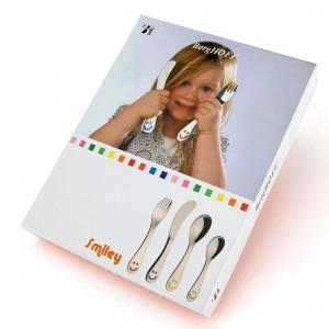 sztućce dla dzieci z grawerem na prezent