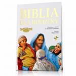 biblia na chrzest dla dziecka