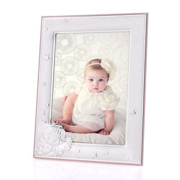 ramka beltrami z grawerem na prezent na chrzest dla dziewczynki