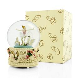 szklana kula pozytywka na prezent dla dziewczynki