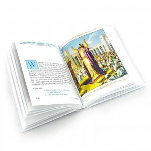 ilustrowana biblia dla dzieci Pamiątka Chrztu Świętego